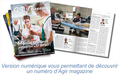 Feuilletez Agir Magazine en ligne