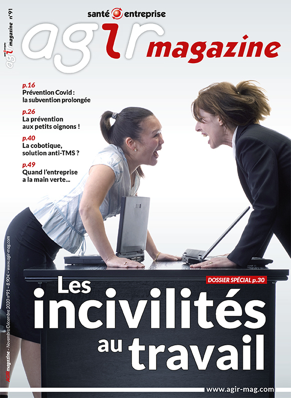 Agir mag - Le magazine de la santé au travail